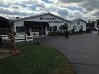 Joe Huber's is known for its pumpkins but also for its restaurant which serves local favorites always homemade. They also have a country store that sells homegrown fruits, vegetables, as well as homemade pastas and sauces such as BBQ. I got the best BBQ sauce there- Apple cinnamon!