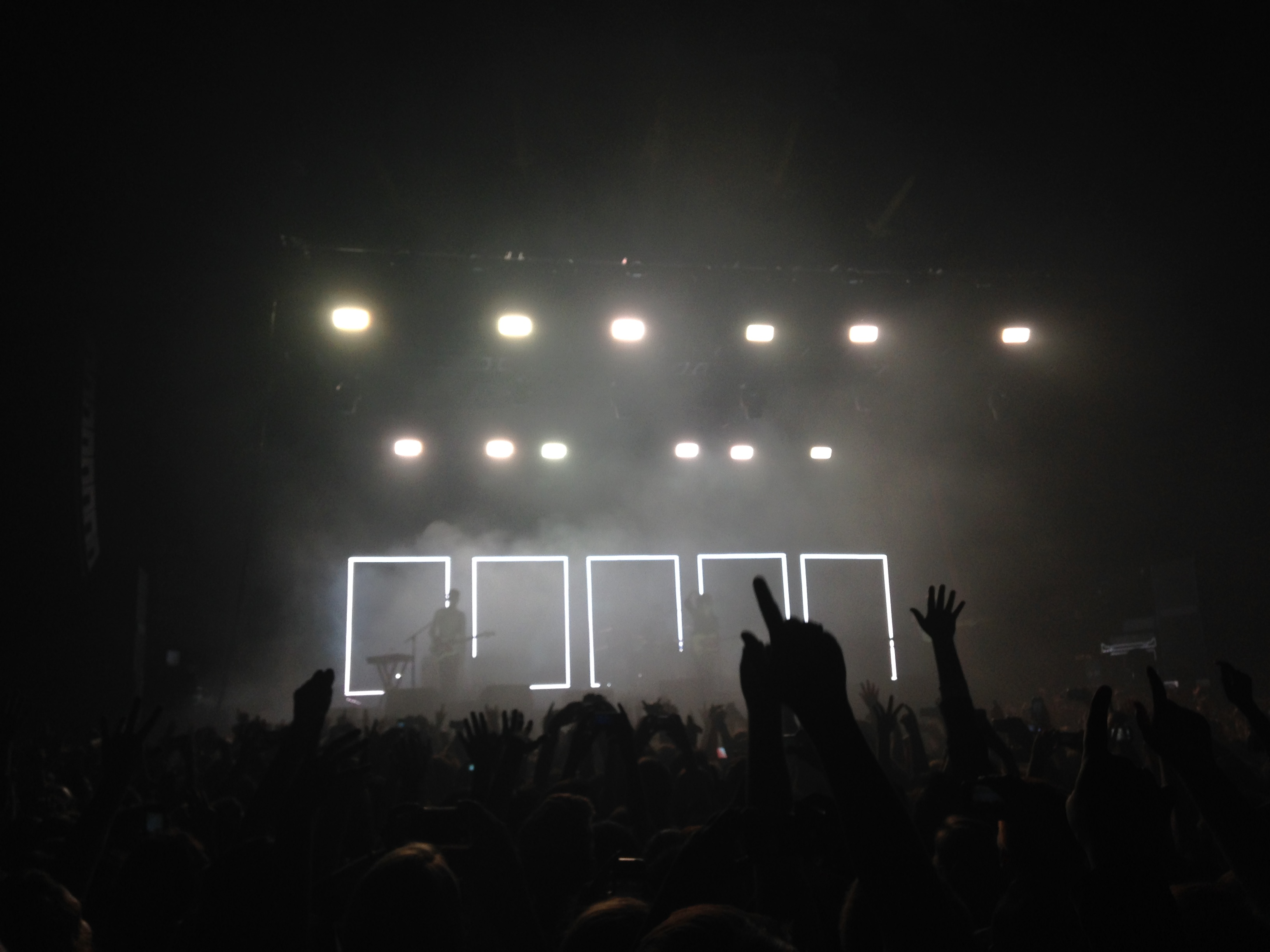 Concert Review: The 1975
